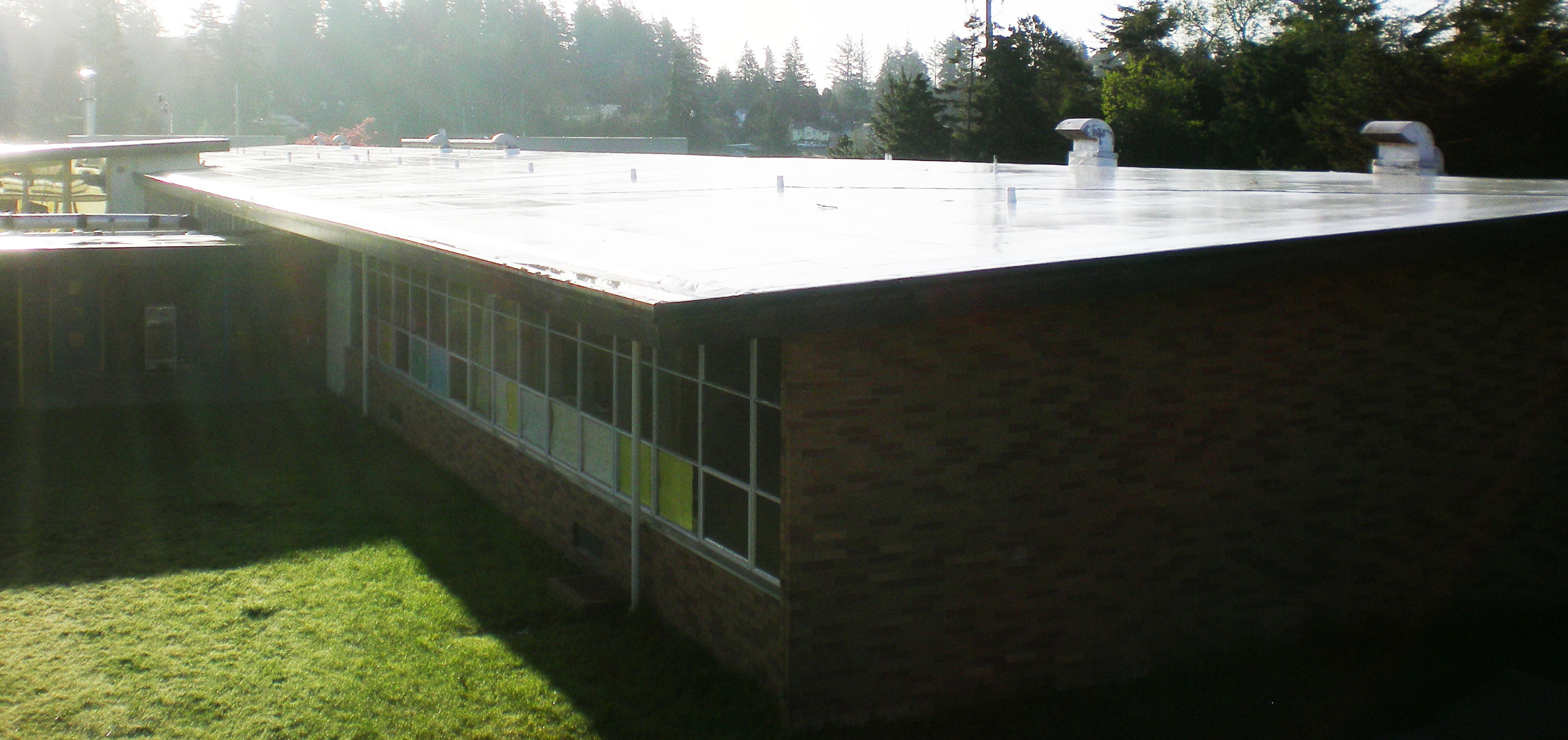 Flat Roof Installation And Repairs Florence Oregon Flat