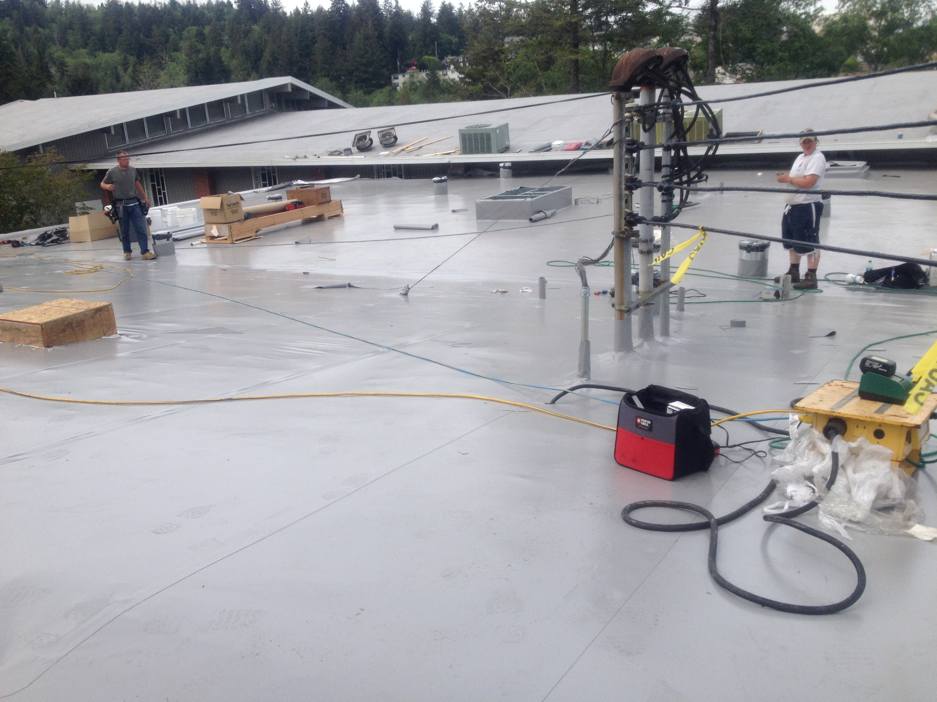 Northwest Roofing Bend Or Bend Rock Gym Bend Or Pacific