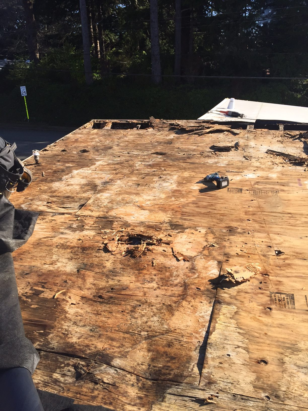 Residential Flat Roof Coos Bay Oregon Flat Roof