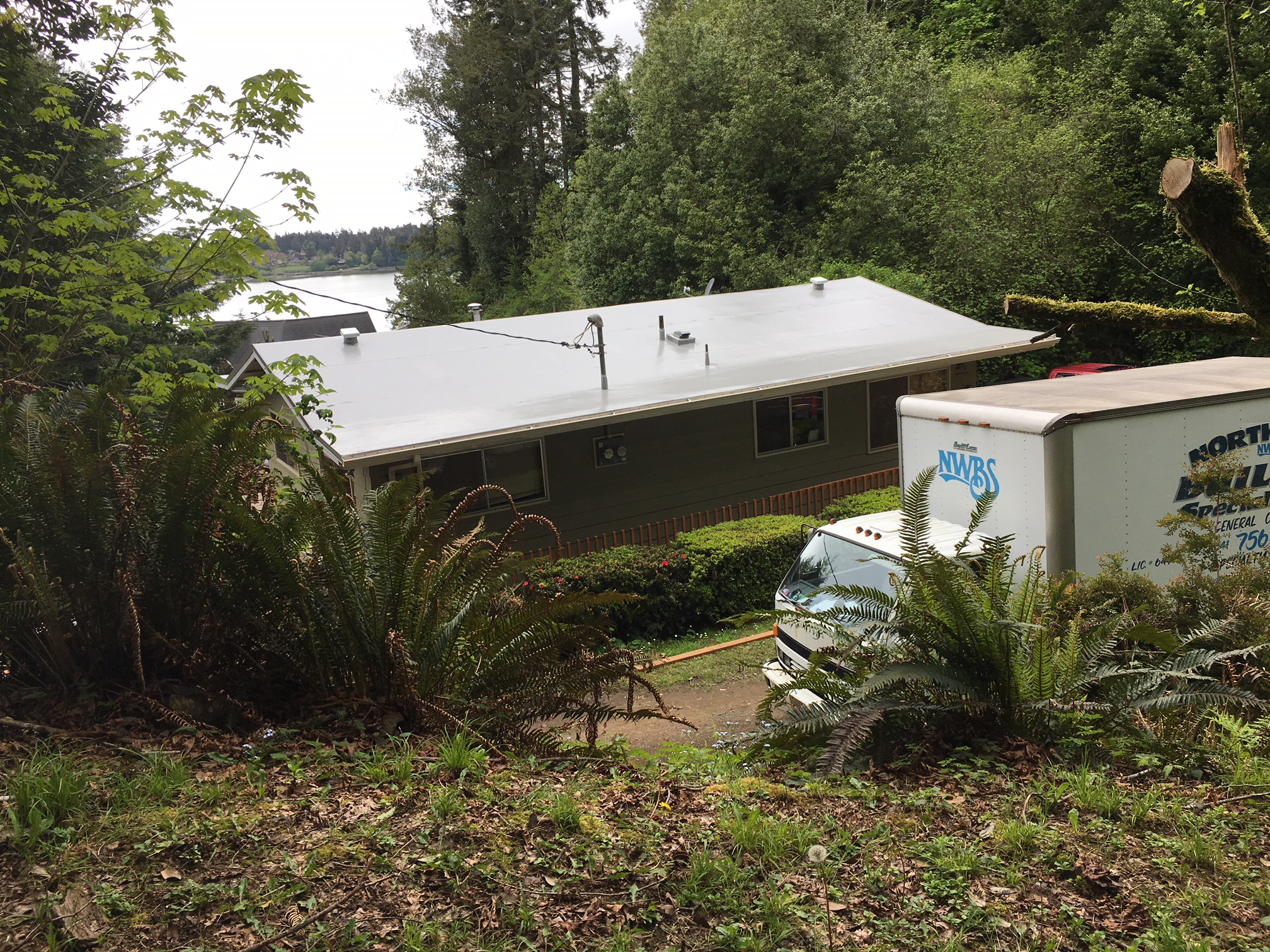 Membrane Roofing For Residential Property Coos Bay Oregon